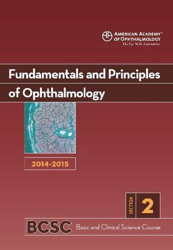 [AAO BCSC] Fundamentals and Principles of Ophthalmology PDF