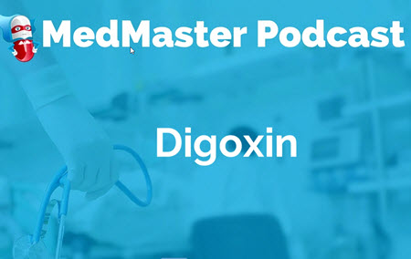 Digoxin mechanism of action {video}