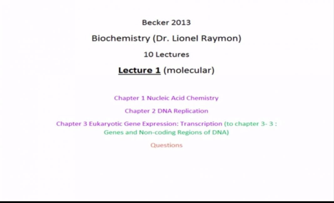 becker videos 2013 for usmle step 1
