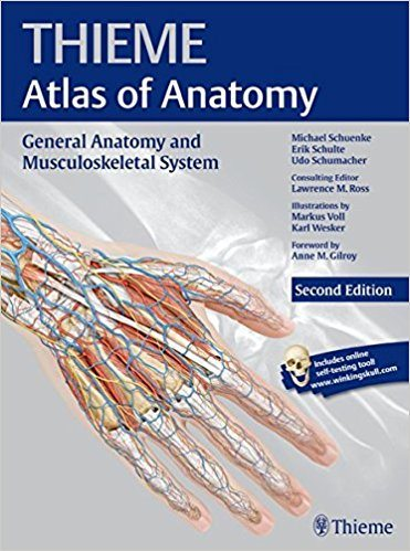 General Anatomy and Musculoskeletal System 2nd Edition Book Cover