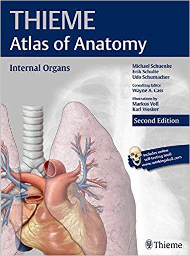Internal Organs (THIEME Atlas of Anatomy) 2nd Edition PDF
