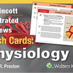 Lippincott Illustrated Reviews Flash Cards Physiology