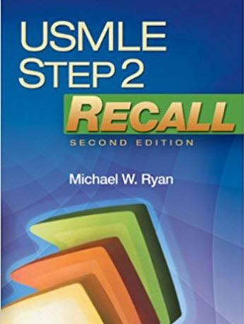USMLE Step 2 Recall Second Edition PDF