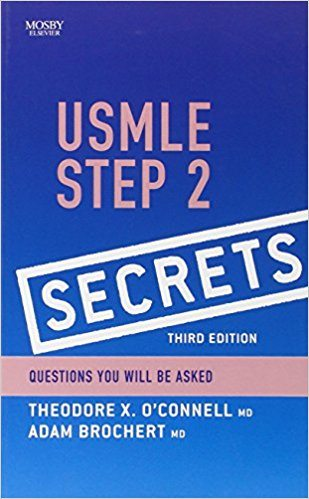 USMLE Step 2 Secrets, 3rd Edition PDF