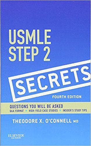 USMLE Step 2 Secrets, 4th Edition PDF