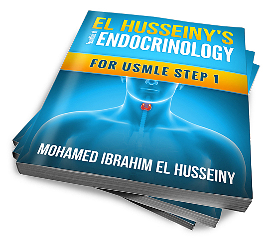 EL HUSSEINY'S Essentials Of Endocrinology For USMLE Step 1