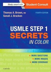 USMLE STEP 1 SECRETS IN COLOR, FOURTH EDITION 2017