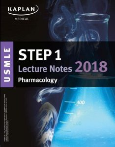 Pharmacology Kaplan USMLE Step 1 Lecture Notes 2018