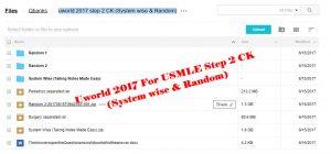 Uworld 2017 For USMLE Step 2 CK (System wise & Random)
