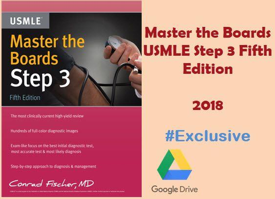 Master the Boards USMLE Step 3 Fifth Edition 2018 #Exclusive