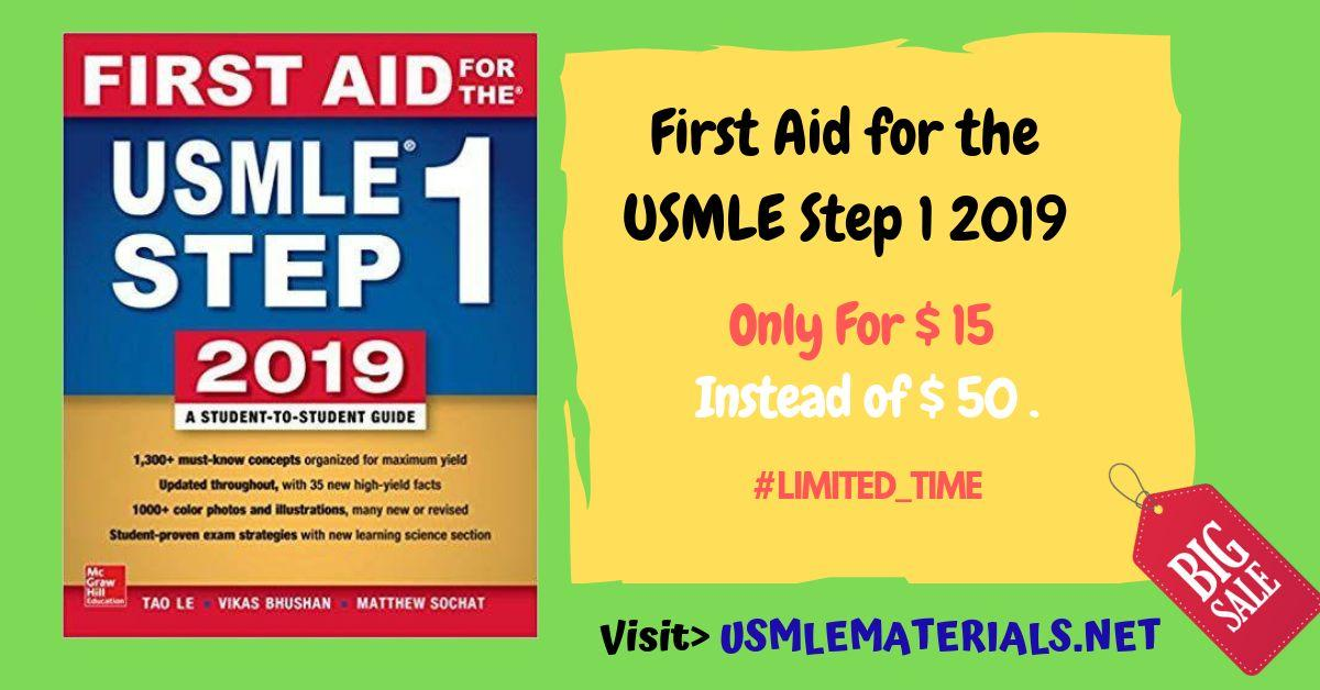 First Aid 2019