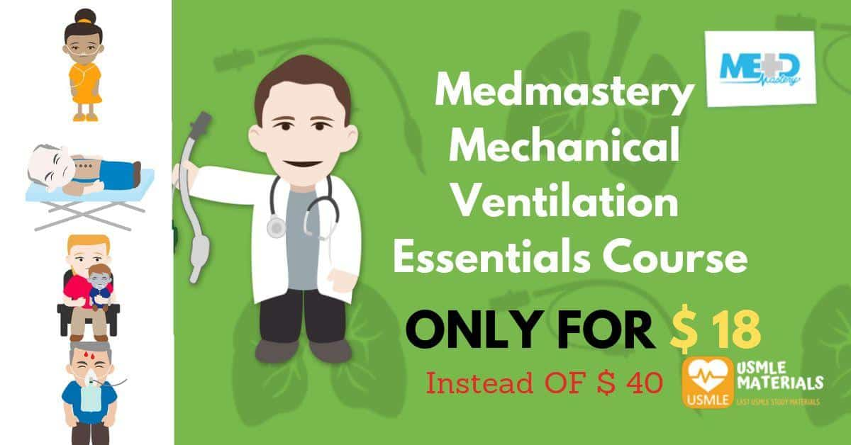 Medmastery Mechanical Ventilation Essentials Course