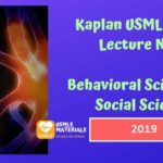 Kaplan USMLE Step 1 Lecture Notes 2019