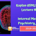USMLE Step 3 Lecture Notes 2019-2020