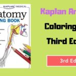 Kaplan Anatomy Coloring Book Third Edition PDF