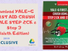 Download YALE-G FIRST AID CRUSH USMLE STEP 2CK 2019