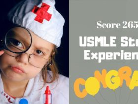 How I Scored a 265 on the USMLE Step 1 In Third Year Med School