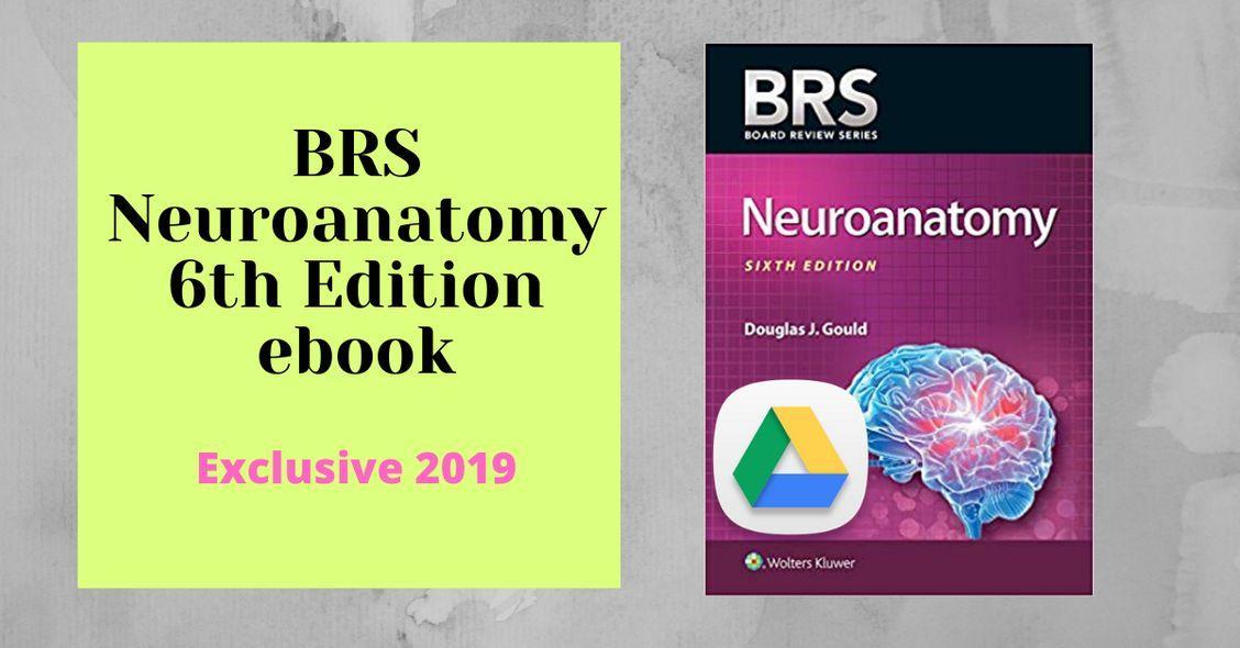 BRS Neuroanatomy 6th Edition 2019 ebook