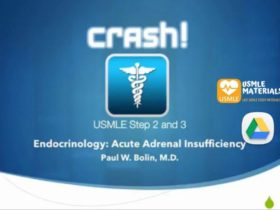 Download Crush USMLE Step 2 And Step 3 Endocrinology Videos