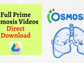 Download Prime Osmosis Videos