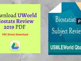 Download UWorld Biostats Review 2019 PDF