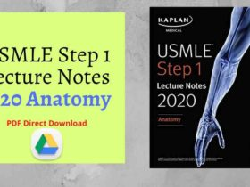 USMLE Step 1 Lecture Notes 2020 Anatomy PDF