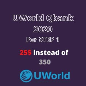 UWorld Qbank 2020
