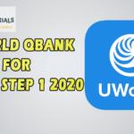 Uworld Qbank For USMLE Step 1 2020