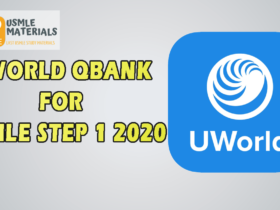 Uworld Qbank For USMLE Step 1 2020