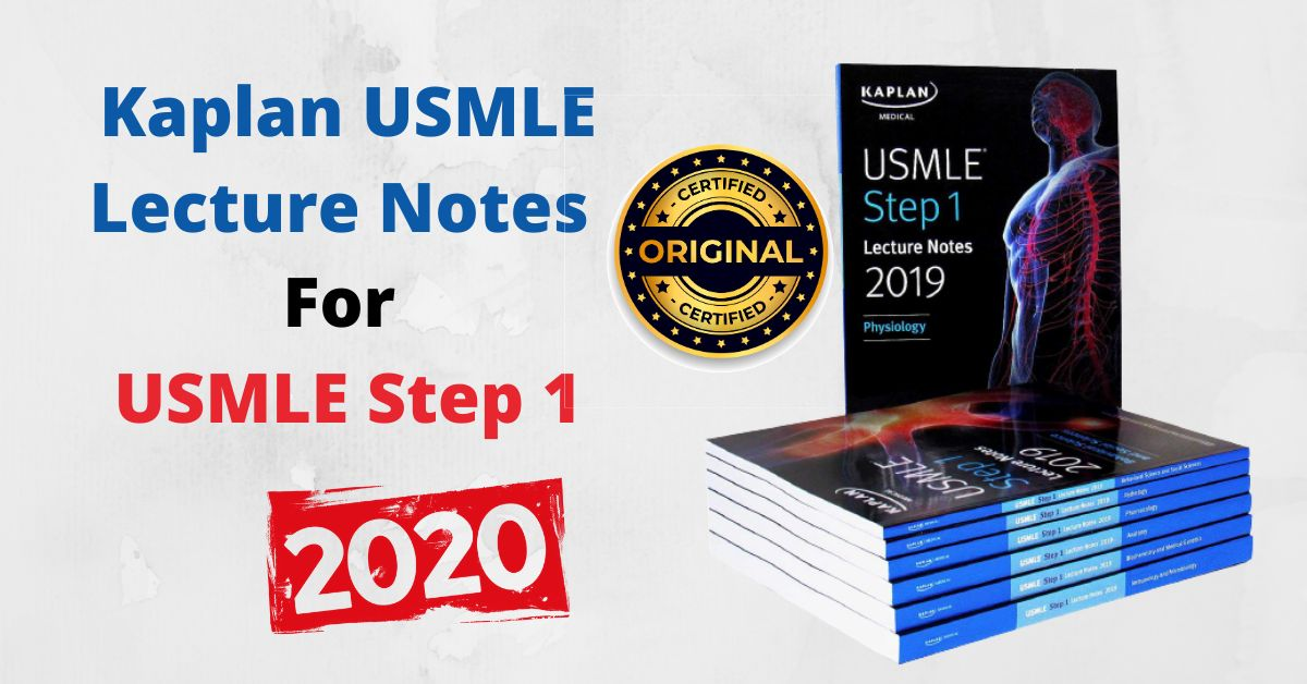 Download Kaplan USMLE Step 1 Lecture Notes 2020 PDFs