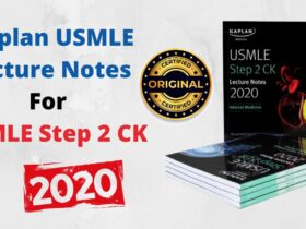 Kaplan USMLE Lecture Notes For USMLE Step 2 CK 2020