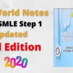 Uworld Notes for USMLE Step 1 2020 edition