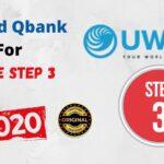 Uworld Qbank 2020 For USMLE Step 3