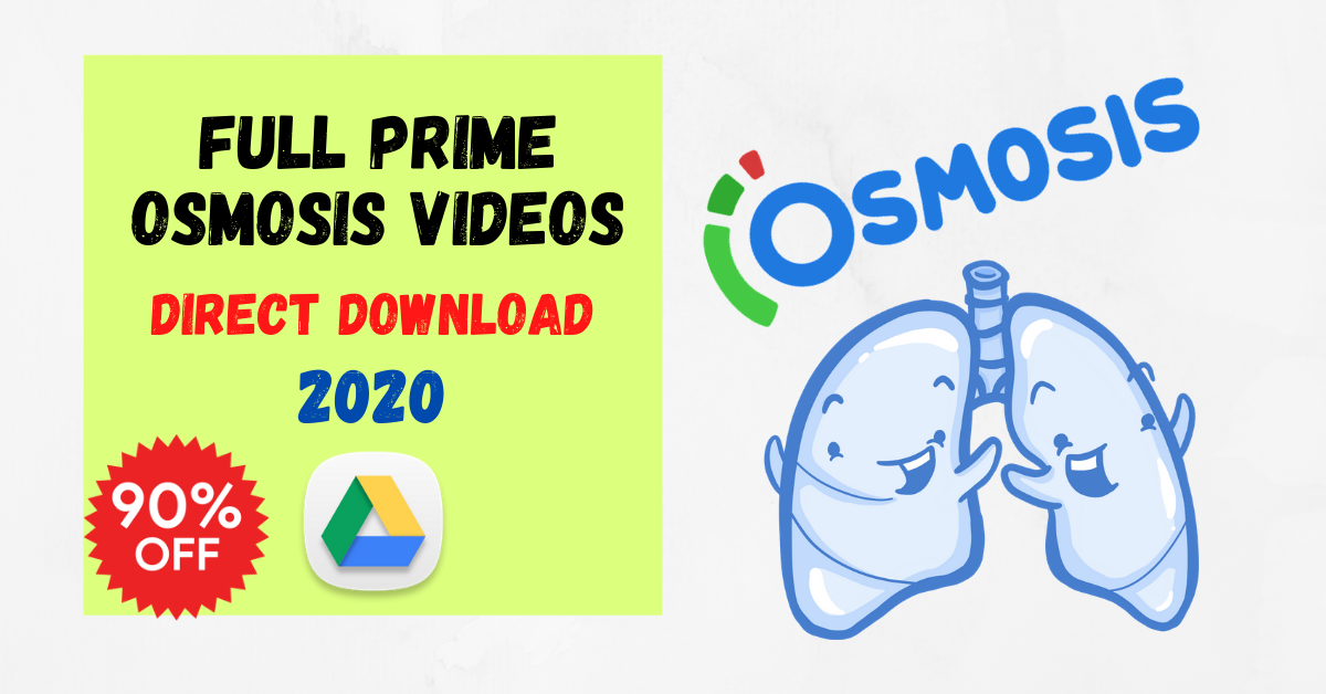 Full Prime Osmosis Videos 2020