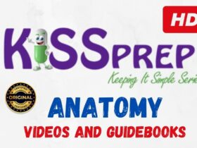 KISSPrep Anatomy Lectures Videos and Books
