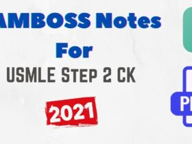 AMBOSS Notes For USMLE Step 2 CK