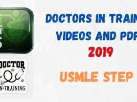 Doctors In Training Videos And PDFs 2019 For USMLE Step 1