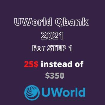 Download UWorld USMLE Step 1 Qbank 2021